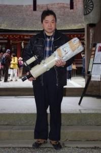 三谷氏コメットシーカー松田様寄贈_003