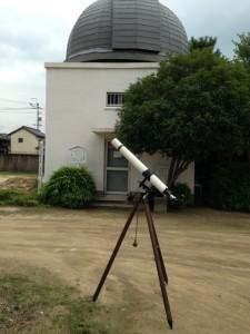 日本光学65㎜屈折と倉敷天文台_01 c562445aee4309f6b65057bd39ef6f9f-225x300