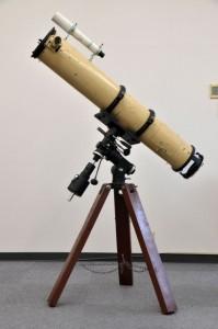 自作反射望遠鏡等 片本様寄贈_010