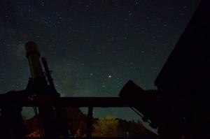 SR室からの星空20160508_001