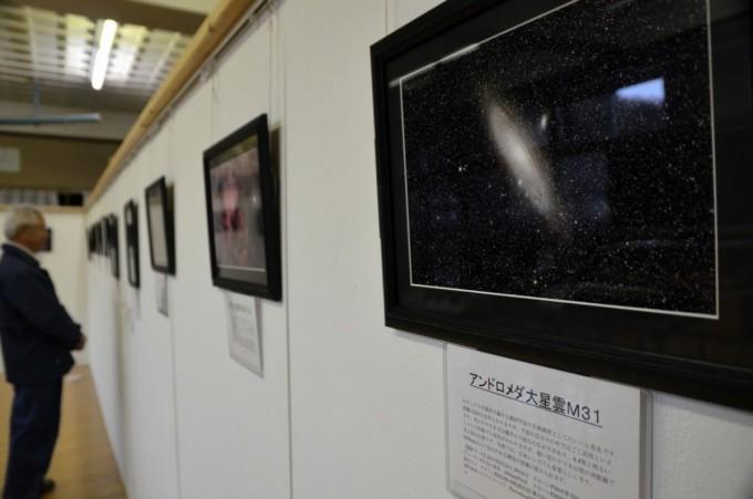 岡村和彦天体写真展_004DSC_9466院内様子