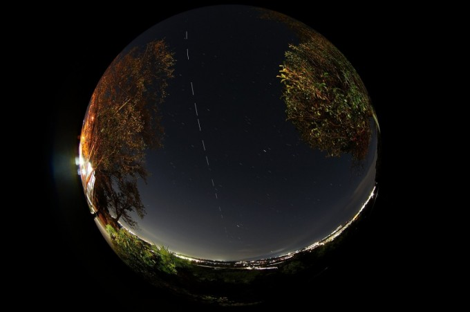 ISS 21日